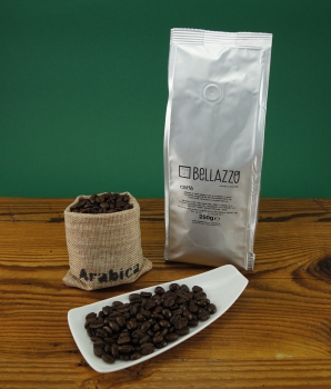 Bellazzo Caffè Bio | Fairtrade, 1000 g, ganze Bohne